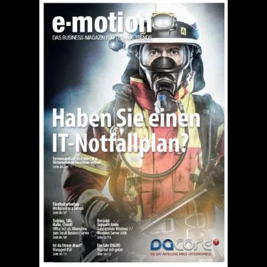 Kundenmagazin daCore IT 01/2019