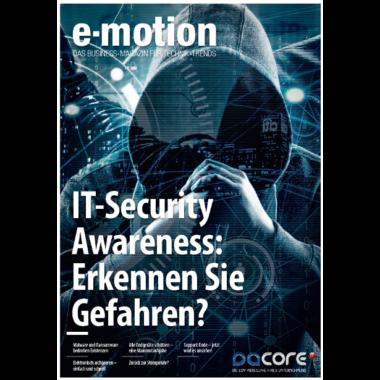IT-Security Awareness Malware Ransomware